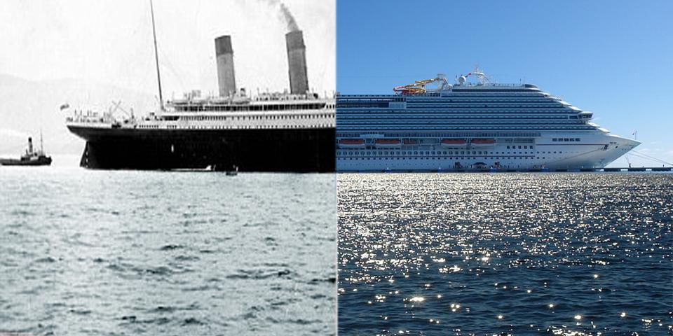 Cruise ship jobs: Then & Now