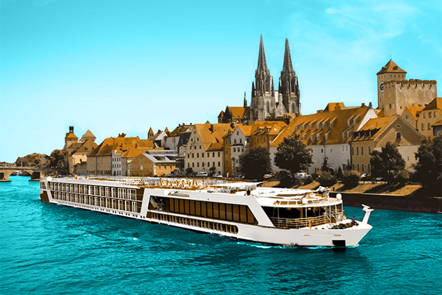 The brave new world of river cruising