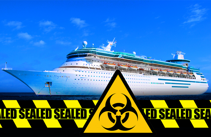 How To Avoid the Most Contagious Cruise Ship Illnesses