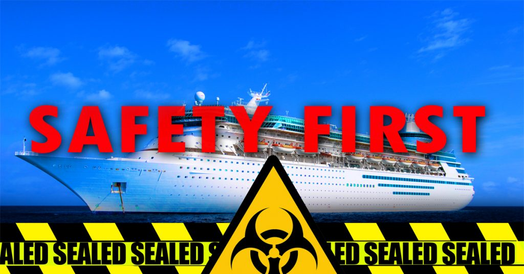 Safety From Infectious Diseases on Board