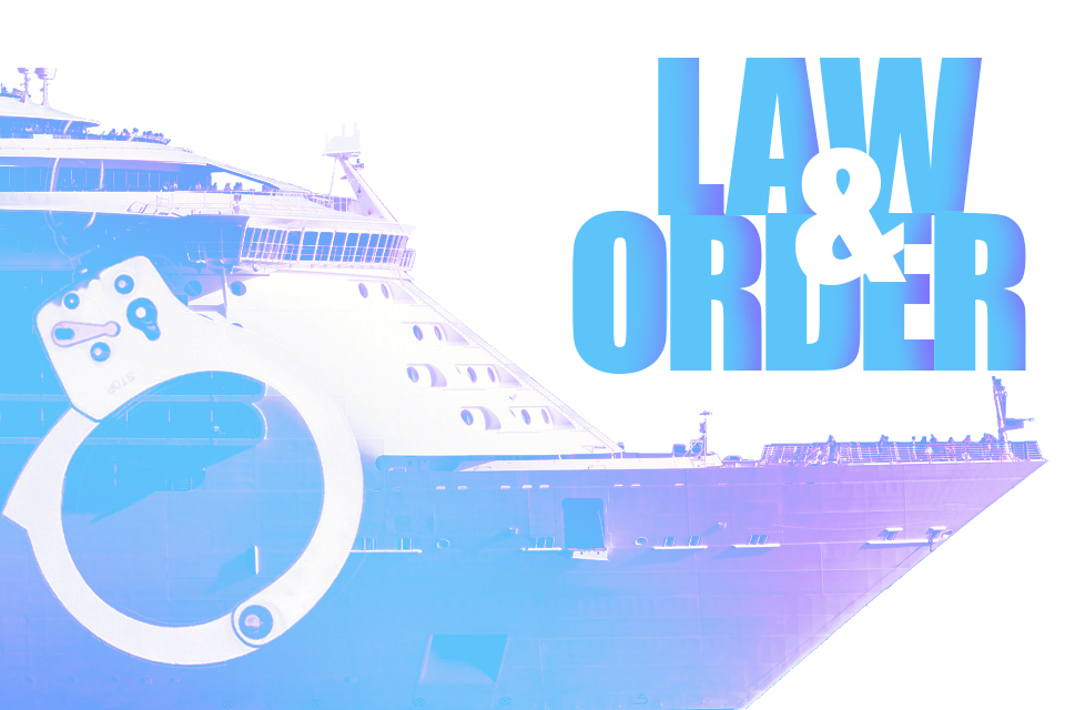 Law and order on cruise ships