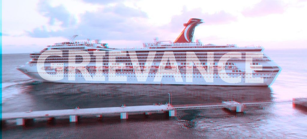 How to Get your Grievances Addressed as a Cruise Ship Chefs