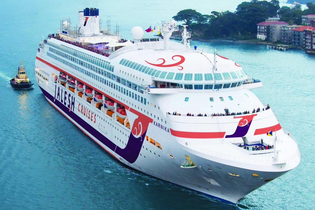 Where the cruise industry in India is headed