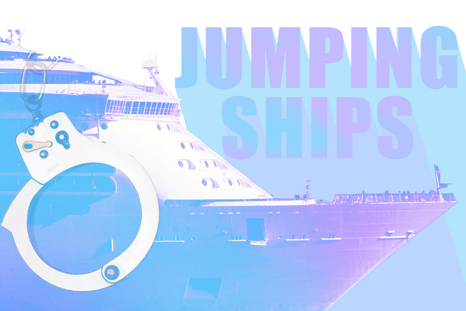 Dangers Of Jumping Cruise Ship