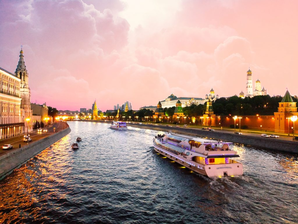 RIVER CRUISING DESTINATIONS AROUND THE WORLD