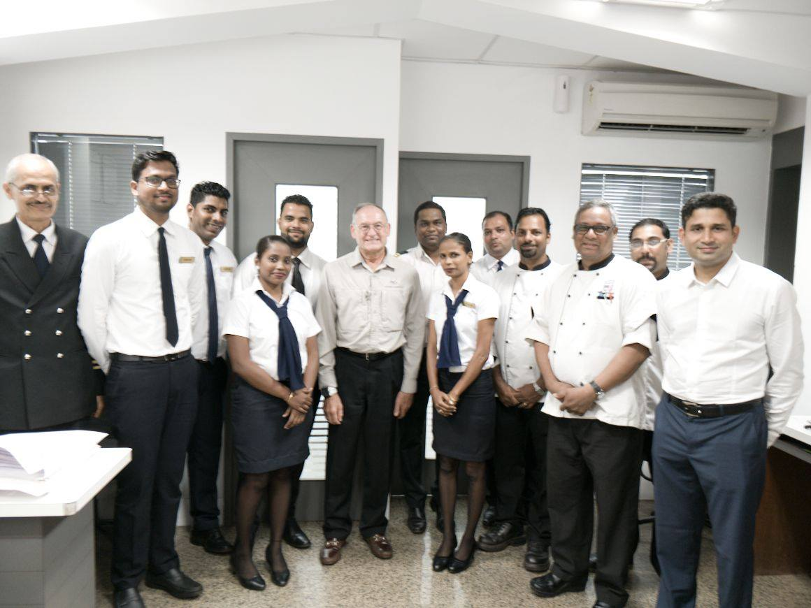 Kamaxi Overseas Consultants Team